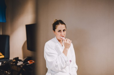 Dental hygiene capture
